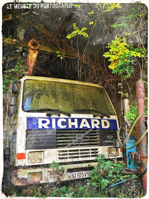 Le camion jungle