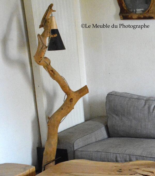 lampadaire liseuse branche