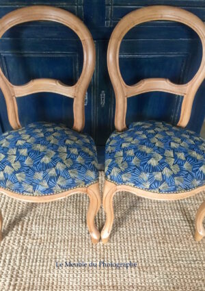 Chaises style Louis Philippe
