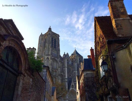 Bourges, cathédrale