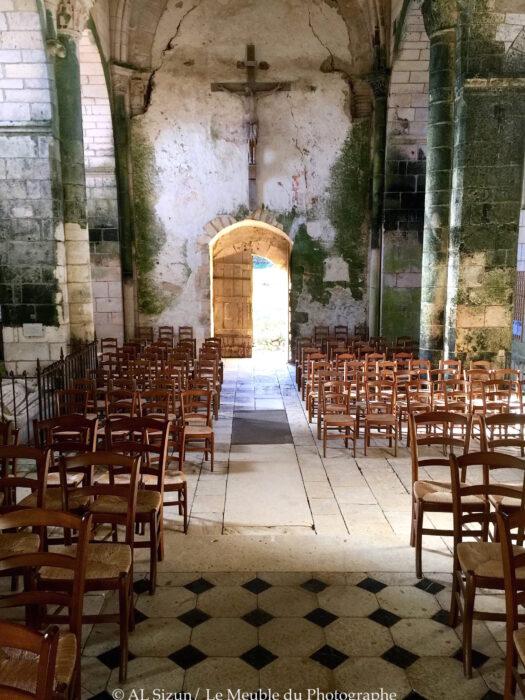 Gargilesse, église
