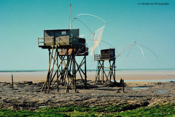 La côte de Jade, Tharon, pêcheries